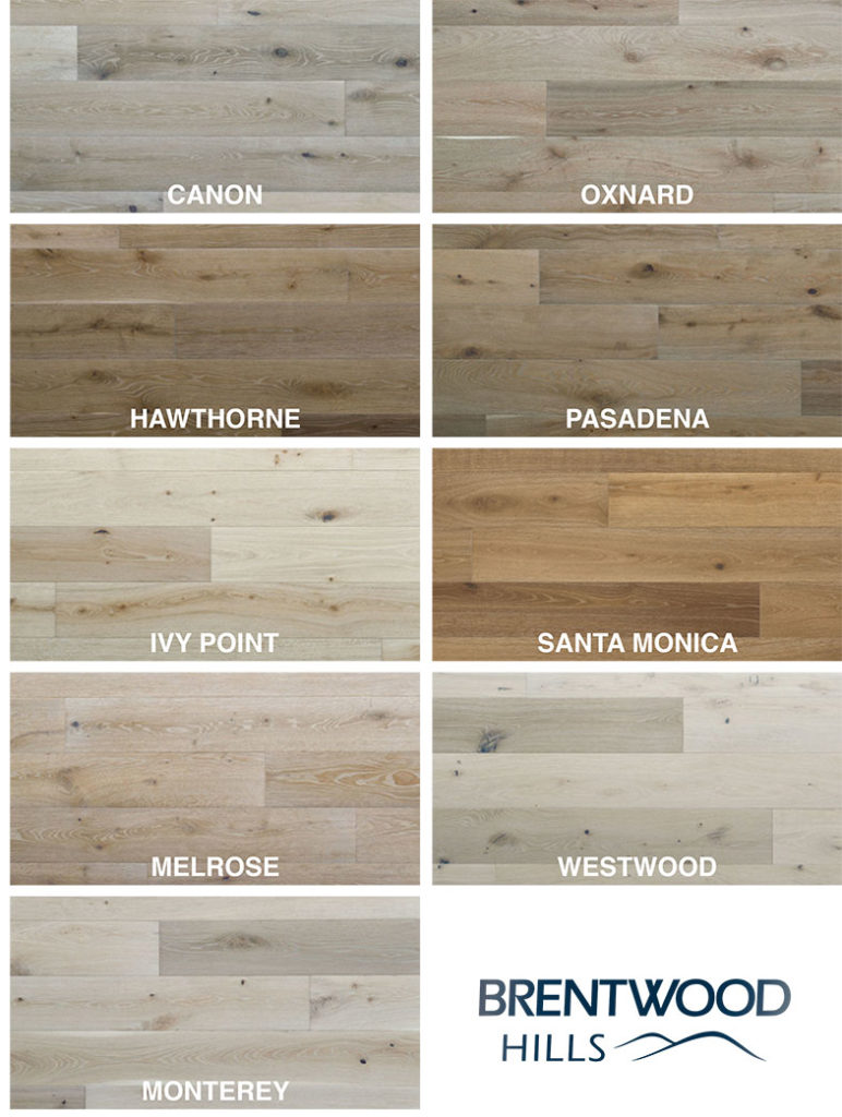 Brentwood Hills Hardwood Flooring